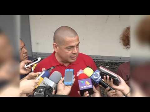 Palacio Municipal de Veracruz, envuelto en llamas | Estados
