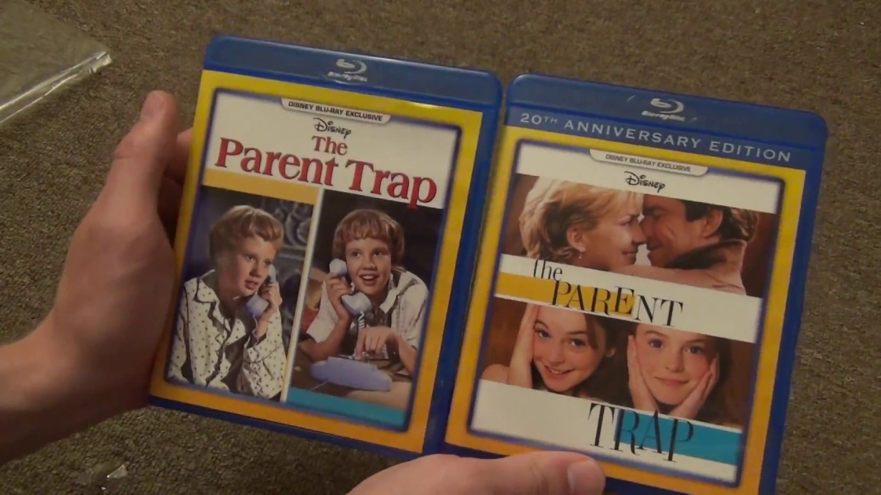 the parent trap blu ray review