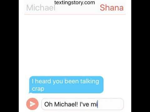 Texting story's (Michael Jackson edition)