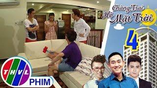 THVL | Chàng trai hệ mặt trời - Tập 4[2]: Nguyệt bị bắt nộp phạt vì tội gây mất đoàn kết gia đình