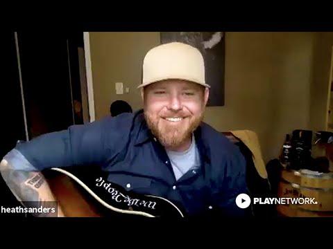 PlayLive Zoom Sessions: Heath Sanders