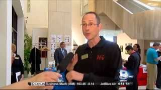 RIT on TV: NTID Career Fair on WROC