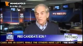 Ron Paul Owns Fox News  Again