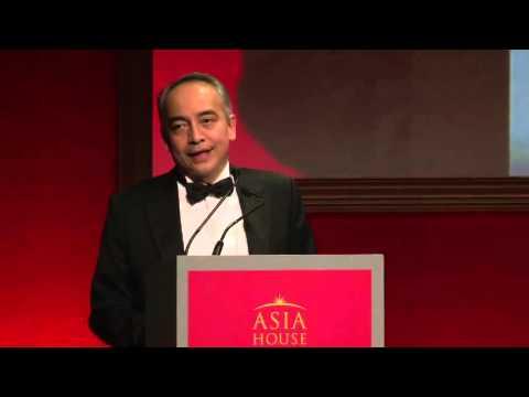 Nazir Razak's acceptance speech at the Asian Business Leaders Award Dinner