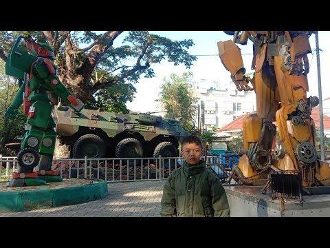 taman-robot-bandung-|-cibeunying-park