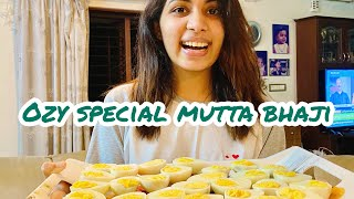 Mutta Bhaji | Ozy Special | New Recipe