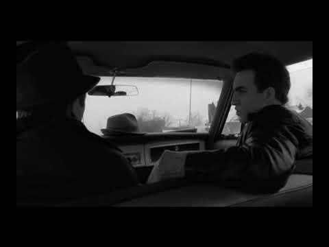 STRANGER THAN PARADISE (1984) - Car Scene