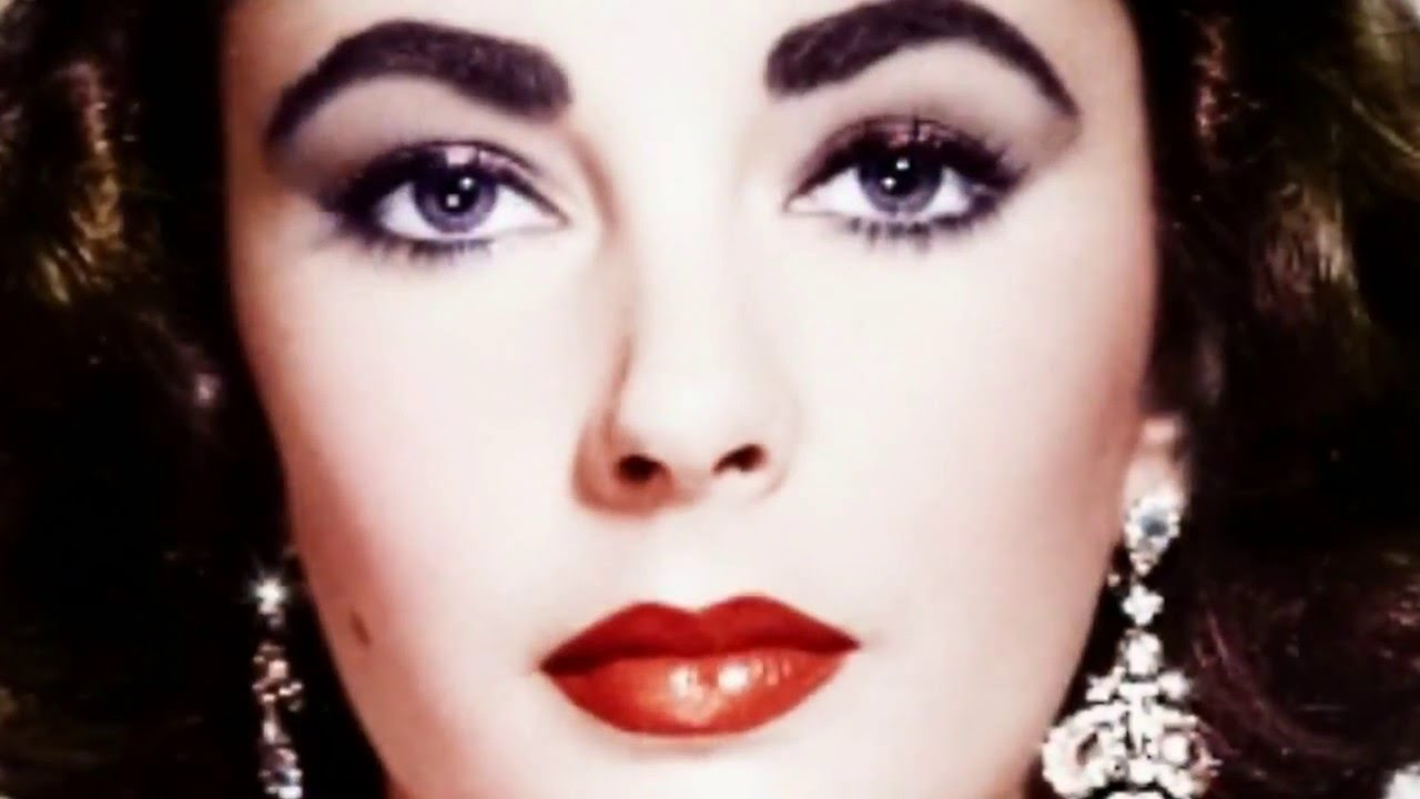 The Eyes Of Elizabeth Taylor Ochi Chernye Youtube