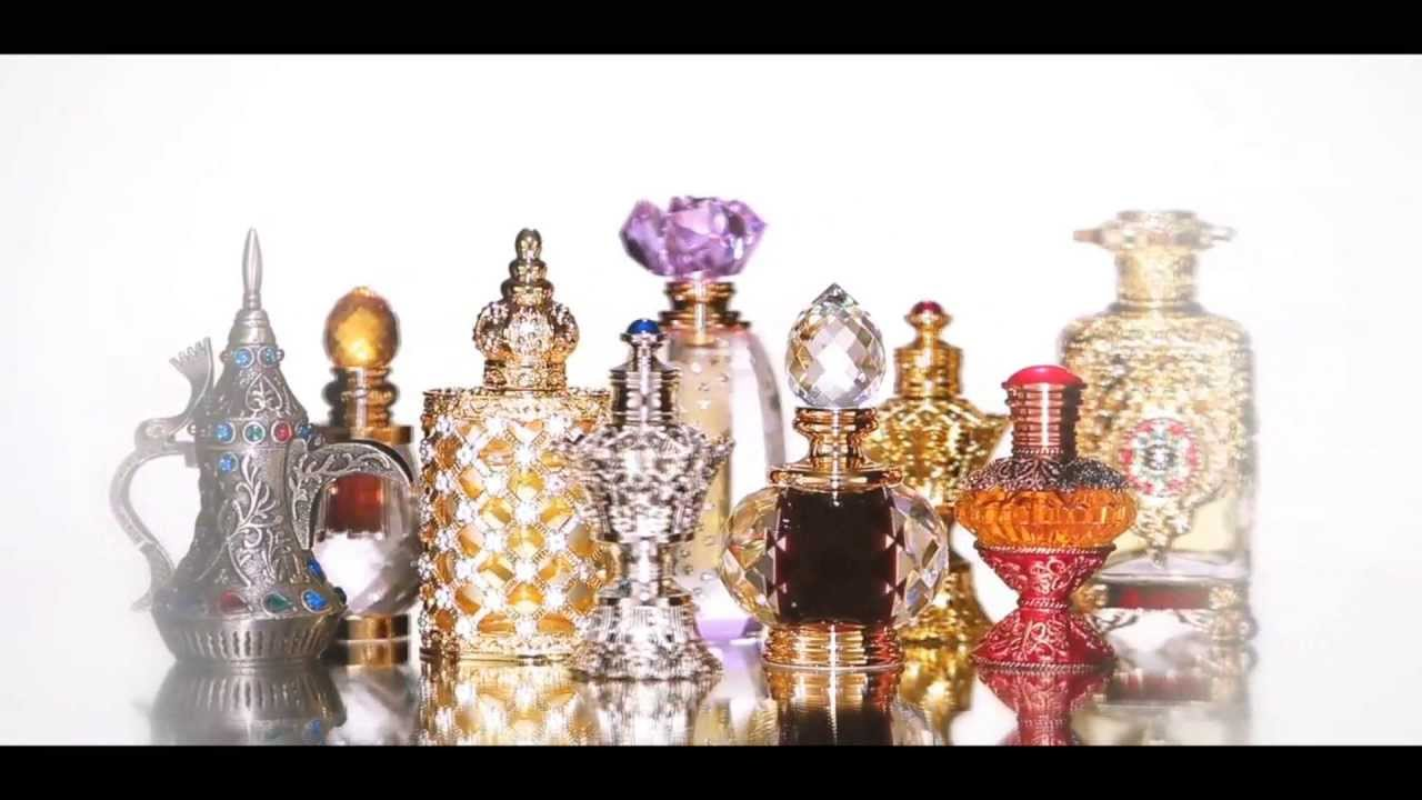 Asghar Ali Perfumes Collection - YouTube