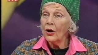 Alles nichts oder?! (Folge 84 mit Annemarie Wendl) vom 23.11.91
