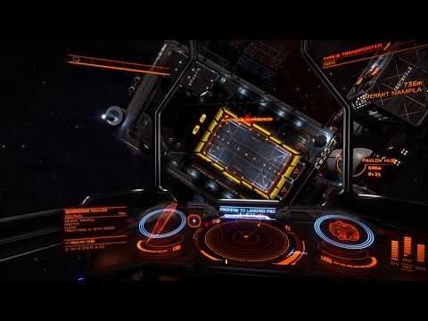 Elite Dangerous - Automated Docking Computer