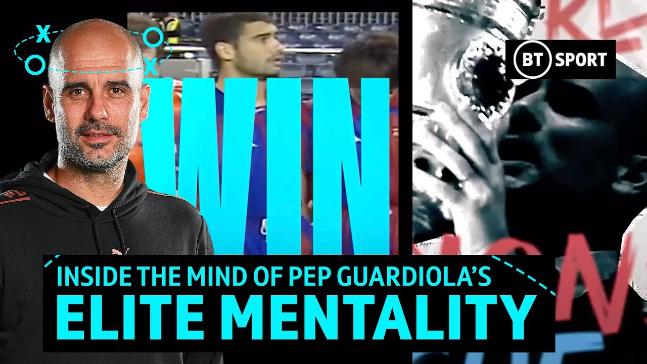 Inside The Mind Of Pep Guardiola's ELITE Mentality 🧠 | Man City are 2020/21 Premier League Champions