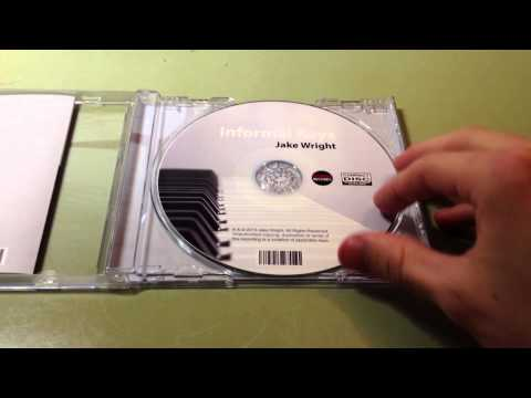 Publish Your Own CD for Free