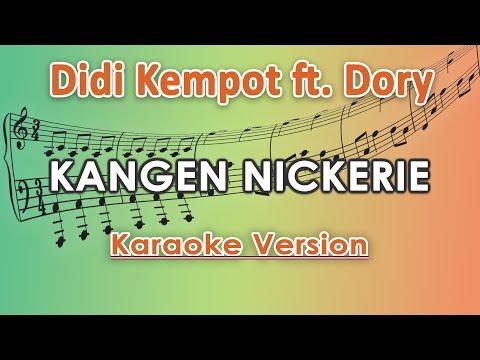 Karaoke Didi Kempot Kangen Nickerie