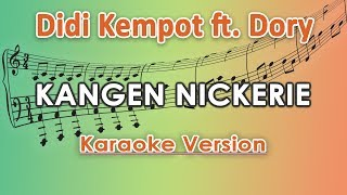 Download Mp3 Didi Kempot Ft. Dory - Kangen Nickerie  Karaoke Lirik Tanpa Vokal  By Regis