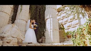 Свадебное видео прогулка Владислава и Алексей