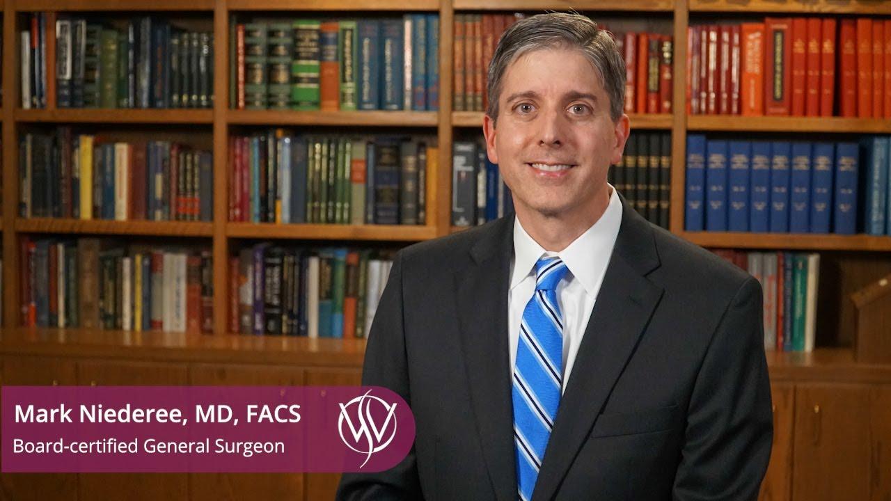Dr. Mark J. Niederee   General Surgeon   Wichita Surgical Specialists #Generalsurgery