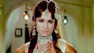 Nikle The Kahan Jane Ke Liye - Helen, Asha Bhosle, Bahu Begum Song
