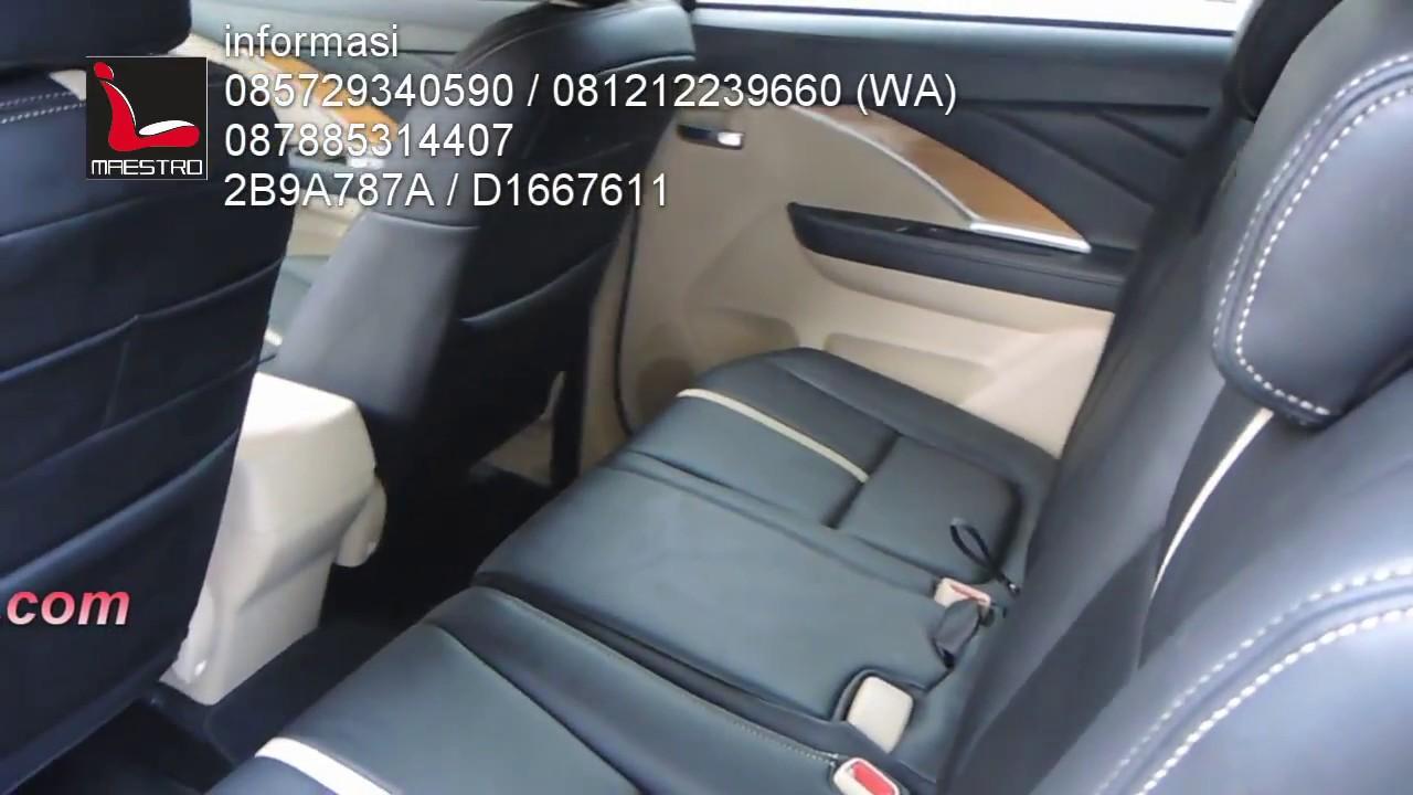 Ganti Sarung Jok Paten Mitsubishi Xpander Ultimate Pakai