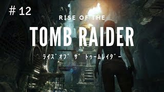 RISE OF THE TOMB RAIDER #12