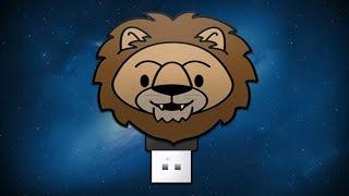 كيفية إنشاء قرص نظام التشغيل Mac OS X Lion USB فلاش محرك الأقراص
