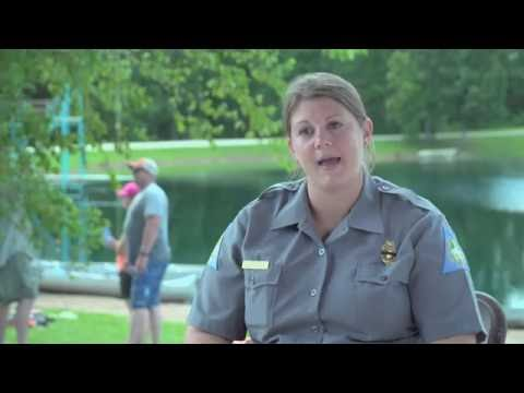 Want To Be a Conservation Agent in Missouri? (Agent Becky Robertson)