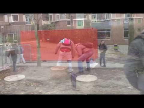 Vuurwerk Compilatie 2012 - 2013 DELFT Oud En Nieuw