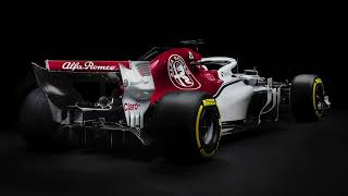 Technical details of the new Sauber F1 car