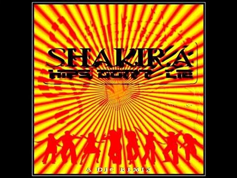 Shakira - Hips Don't Lie ( a DJC remix )