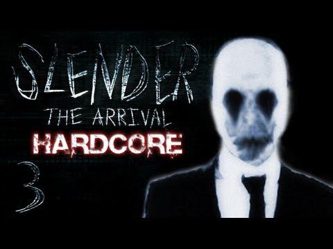 Slender: The Arrival HARDCORE | Part 3 | SLENDER RAGE
