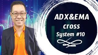 Forex สอน เทรด : 362 - ADX&EMA Cross System #10