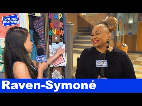 Behind the Scenes of Disney's That's So Raven Spinoff!