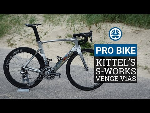 Marcel Kittel's Specialized S-Works Venge ViAS