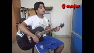 Woh pehli baar Guitar Chords ~Tutorial