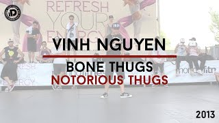 "Vinh Nguyen Choreography ""Bone Thugs - Notorious Thugs "" - iDanceCamp 2013"