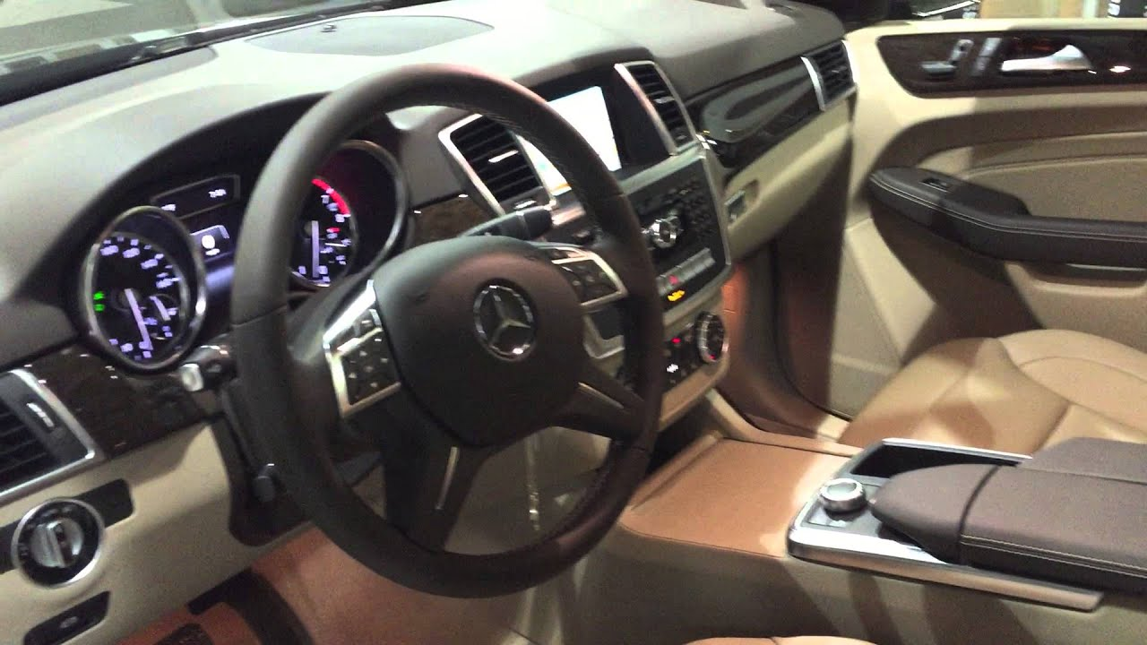 2015 Mercedes Benz Ml 350 Youtube