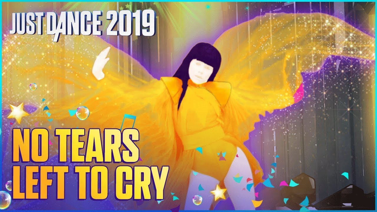 Just Dance 2019: No Tears Left To Cry by Ariana Grande | Official Track Gameplay [US]
