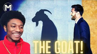 NBA Fan Reacts To Lionel Messi - The GOAT - Official Movie