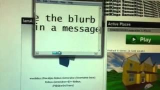ROBLOX Robux Hack für BCS nur