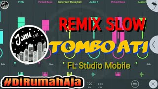 Download lagu Remix Tombo Ati ( Bikin Sejuk Dihati ) Slow Full Bass