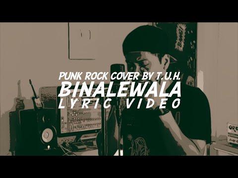 """""""Binalewala"""" - LYRIC VIDEO // Punk Rock Cover by The Ultimate Heroes"""