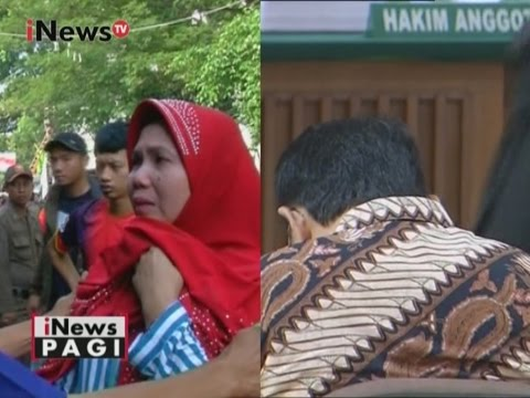 Tangisan Ahok vs tangisan warga penggusuran di DKI Jakarta - iNews Pagi 15/12
