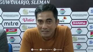 Seto & Bagus Nirwanto Post Match Press Conference – Piala Presiden 2019