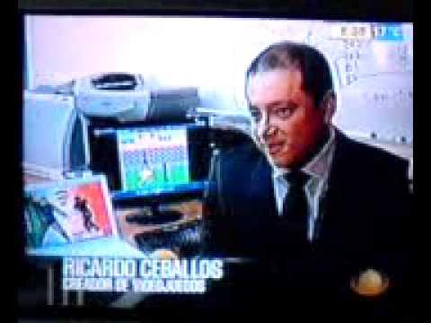 Entrevista 2009 Ricardosoft Peleadores Mexicanos p...