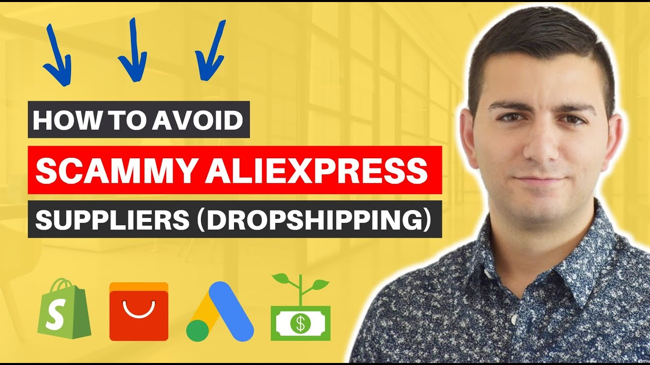How To Avoid Scammy Suppliers On Aliexpress
