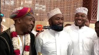 Harusi tunayo! Exclusive video of Ali Kiba's wedding ceremony