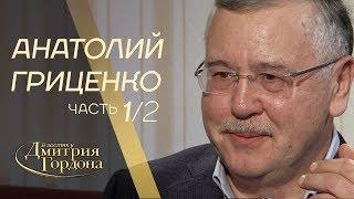 Анатолий Гриценко. Часть 1 из 2-х.