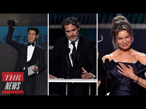 2020 SAG Awards: The Only Recap You Need To Watch | THR News