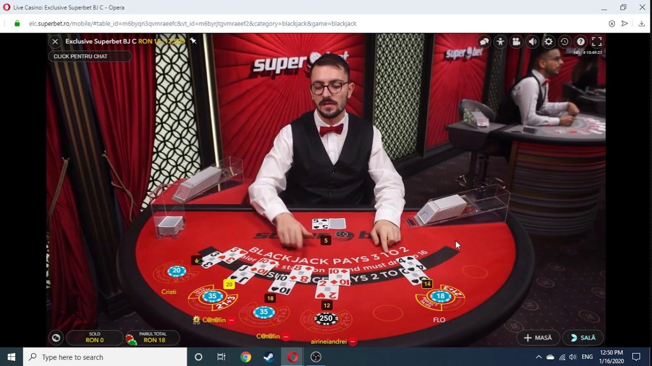 supabets betting rules of blackjack