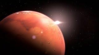 Космос 2018 Марс – бурное прошлое  Космические путешествия  Вселенная, космос 2018
